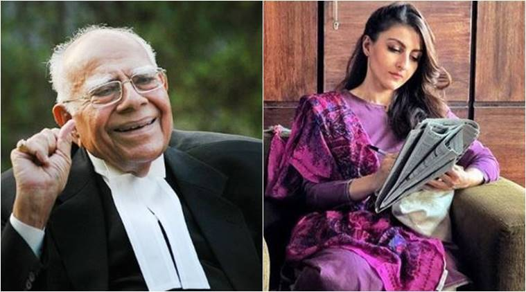 Soha ali khan on ram jethmalani biopic