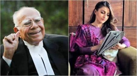 Ram Jethmalani biopic to go on floors this year, casting not finalised: Soha AliKhan