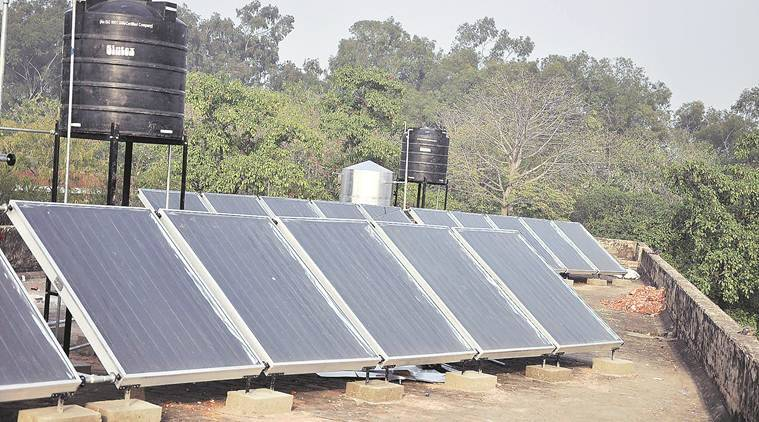 Solar power plants a must at govt residential buildings of 500 square yards and more: UT