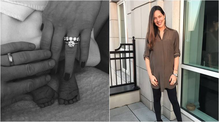 Ana Ivanovic, Bastian Schweinsteiger announce birth of first child