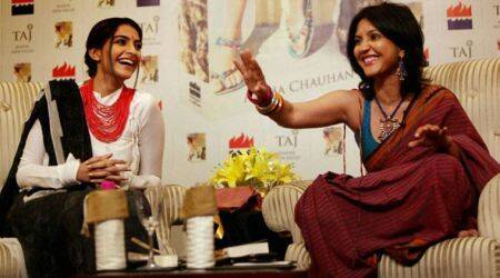 Sonam Kapoor will meet Anuja Chauhan to discuss The Zoya Factor