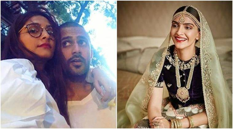 Geneva wedding for Sonam Kapoor and Anand Ahuja