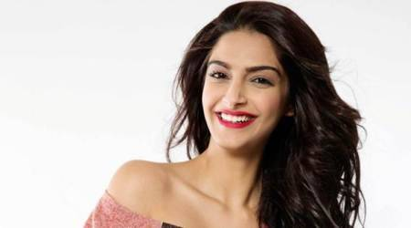 Sonam Kapoor's playsuit for this magazine cover wins points, but what's with her make-up?
