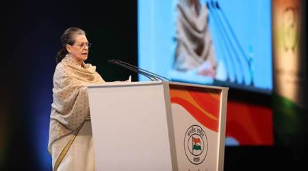 PM Modi's promises of combating corruption, development 'only dramebazi': Sonia Gandhi's top quotes