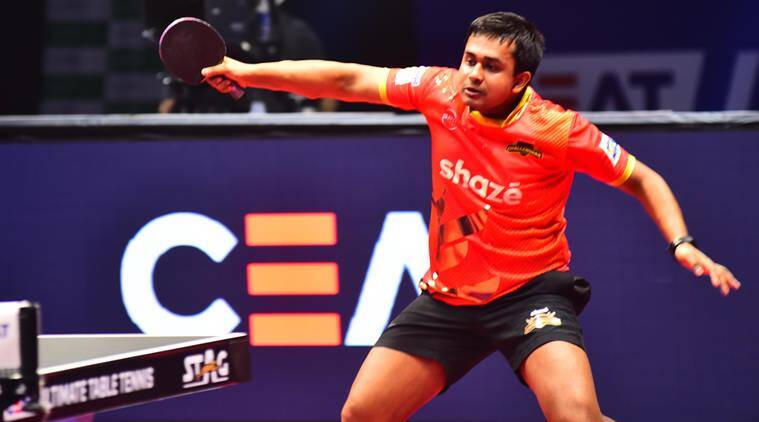 Table tennis player Soumyajit Ghosh suspended after rape charges