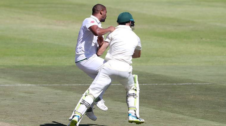 Morkel stars as South Africa take leading edge