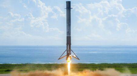 SpaceX's Falcon 9 rocket puts Spanish satellite into orbit