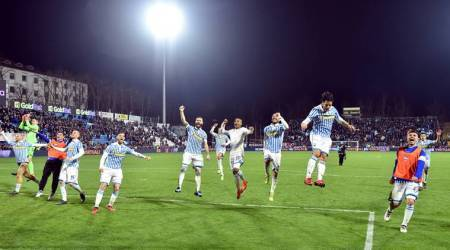 SPAL hold Juventus to draw, raise title hopes for Napoli