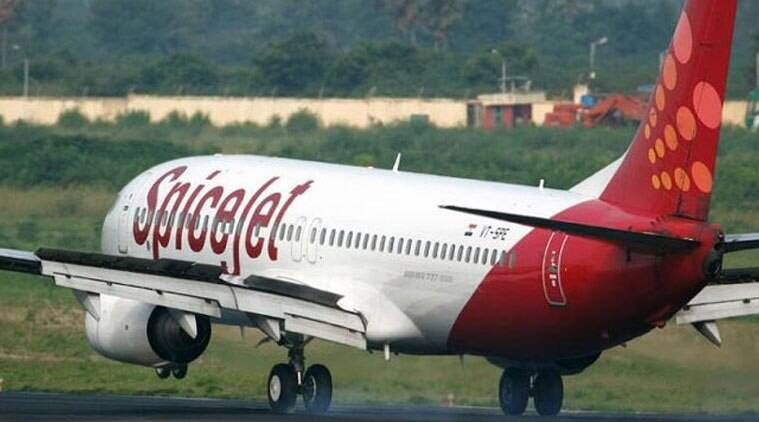 SpiceJet's Delhi-bound flight diverted to Varanasi after engine shuts down