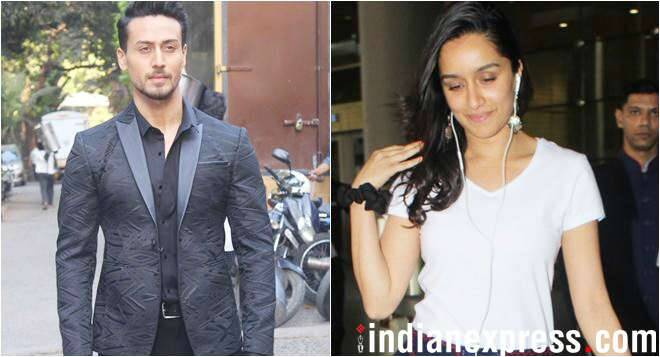 Celeb spotting: Tiger Shroff, Shraddha Kapoor, Taapsee Pannu and others