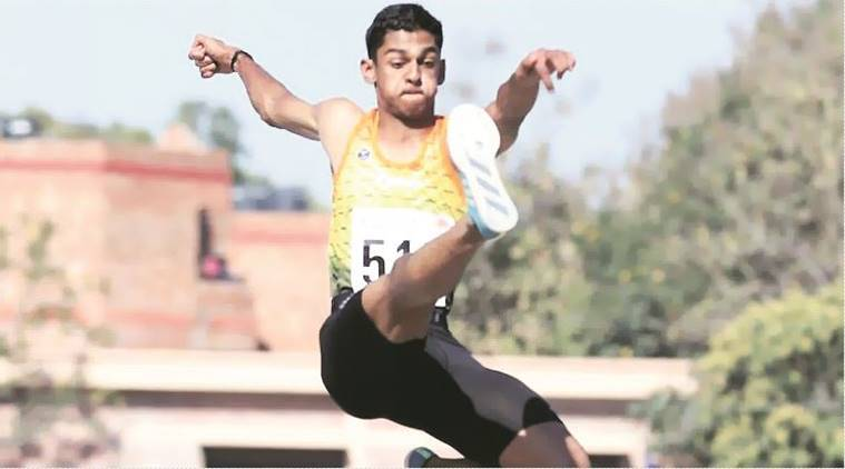 sreeshankar long jumper