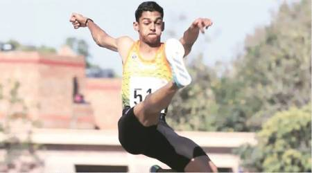 Long Jump prodigy Sreeshankar, on cusp of 8-metre club, eyes Asian Games and Junior Worlds