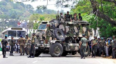 Lankan troops on high alert after fresh communal violence