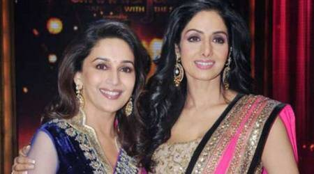 Janhvi Kapoor thanks Madhuri Dixit for signing Sridevi's next film which was 'close to her heart'