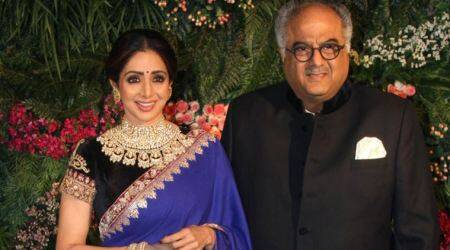 Boney Kapoor recounts what happened the night Sridevi died to trade analyst Komal Nahta