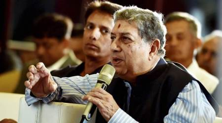 BCCI Saga: N Srinivasan loyalists likely to meet in Delhi