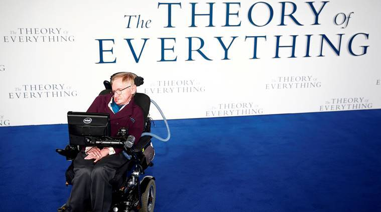 Stephen Hawking Here S A Brief History Of His Time World News The Indian Express