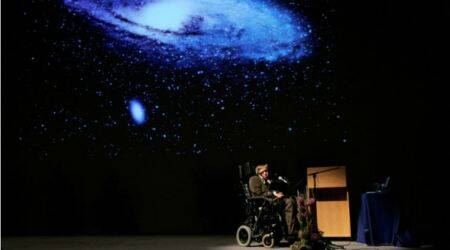 Stephen Hawking: Black hole son