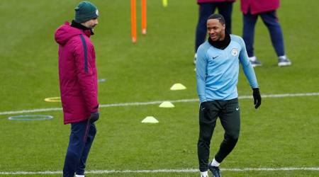 Manchester City trio face fitness tests ahead of Stoke Citytrip