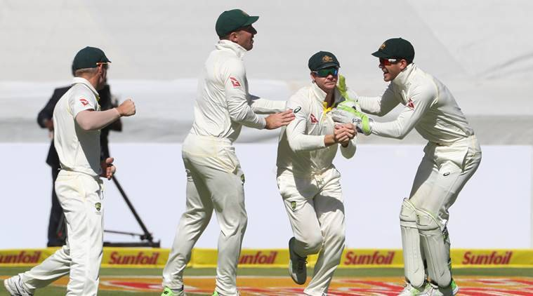 Australia are playing third Test against South Africa at Newlands in Cape Town.