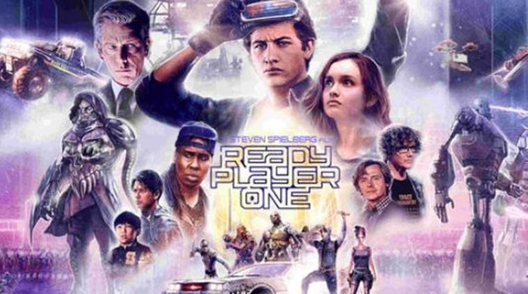 Steven Spielberg amazes with Ready Player One