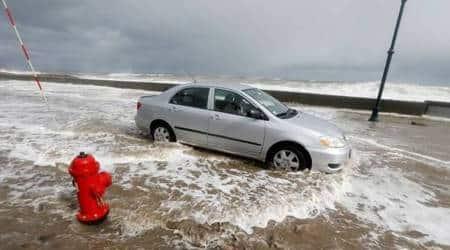 us storm, us flooding, us northeast storm, us killer storm, new england coast, virginia, maryland, us cyclone, massachusetts