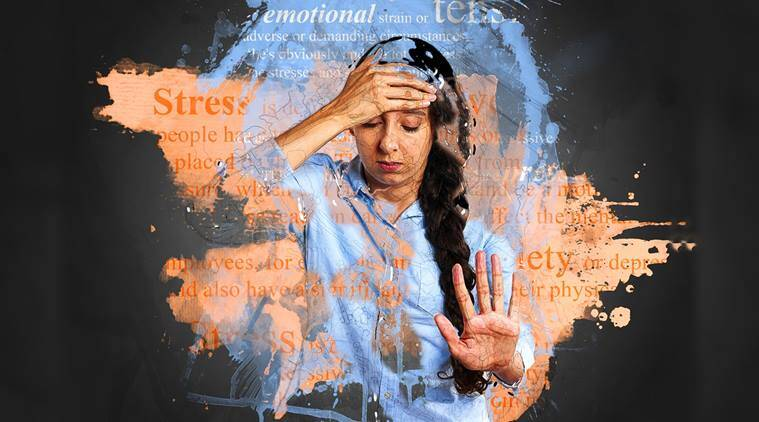 stress, anxeity, PCOS, pregnancy stress, PCOS pregnancy, anxiety pcos link, maternal depression, mental health, indian express, health news,