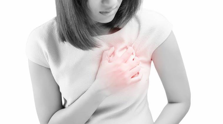 heart health, heart attack, study, Indian Express, Indian Express News