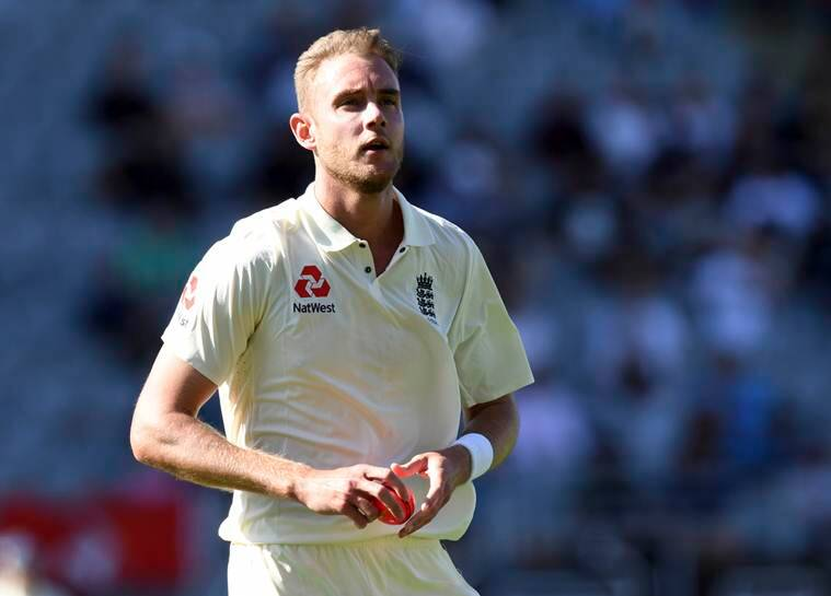 No evidence of ball tampering during Ashes, says Stuart Broad