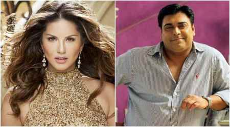 Sunny Leone on working with Ram Kapoor: He makes me laugh a lot
