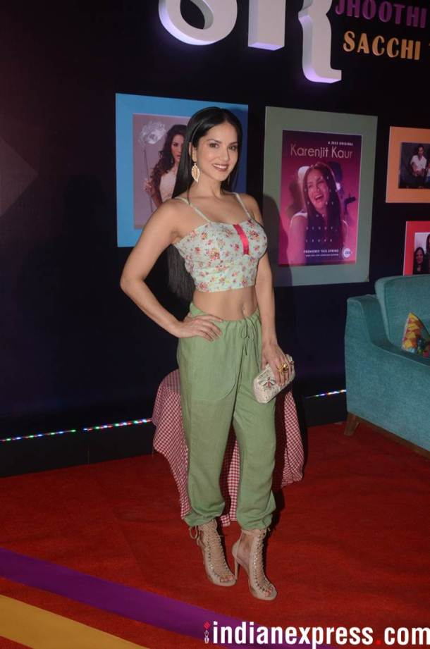 sunny leone talks about her biopic