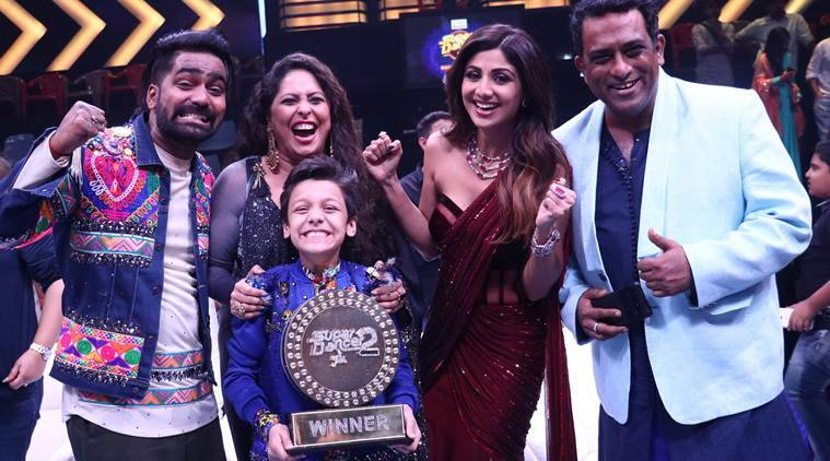 super dancer winner finale bishal sharma