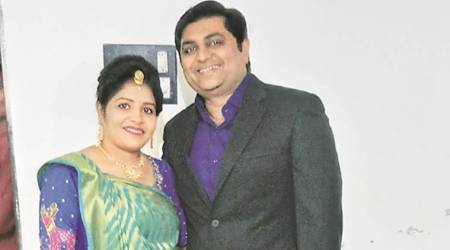 'Debt-ridden' Surat trader jumps from 12th floor with wife and 4-yr-old son
