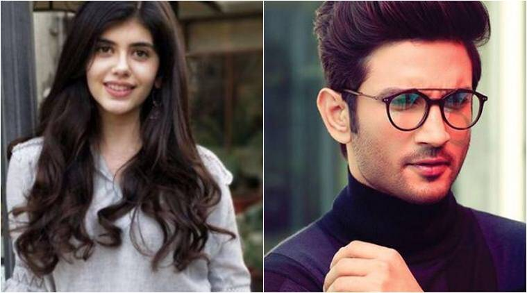 sushant singh rajput to romance Sanjana Sanghi in The Fault in Our stars remake