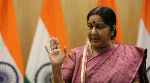 Terrorism an enemy of basic human rights: Swaraj at SCO Foreign Ministers' meet in China
