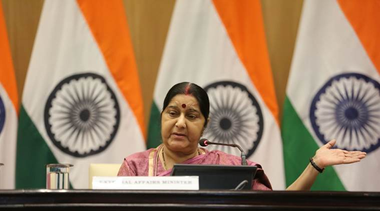 39 Indians killed in Iraq's Mosul: Our govt does not believe in 'missing, believed to be killed', says Sushma Swaraj