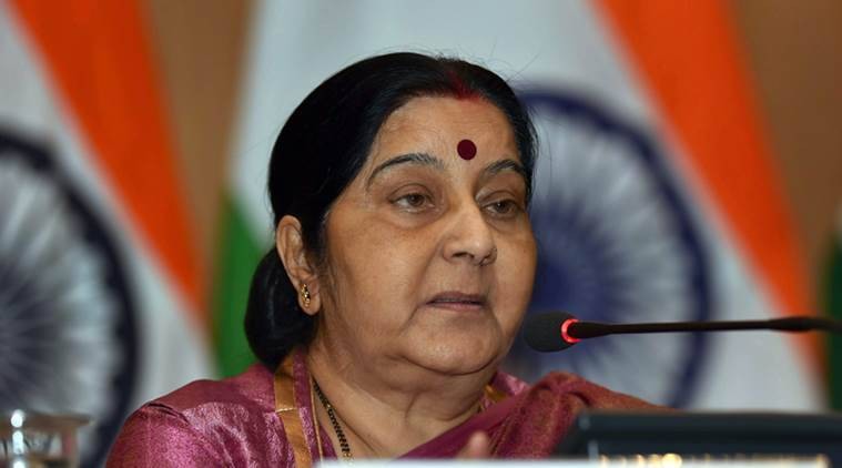 Sushma Swaraj, Ram Madhav, EPFO, Legal, Betting, Cricket, Sport, Sacred Games, fifa, indian express