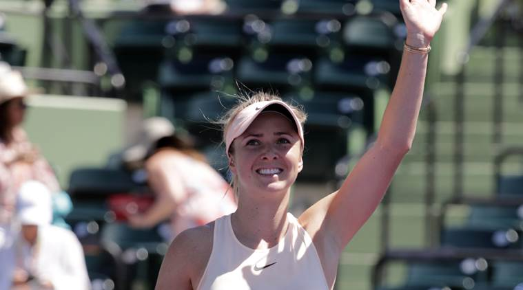 Svitolina ends Osaka bid for 'Sunshine Double'