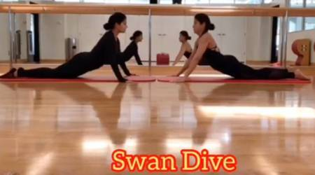 Deepika Padukone's 'Swan Dive' workout: Learn how to nail it with tips from hertrainer