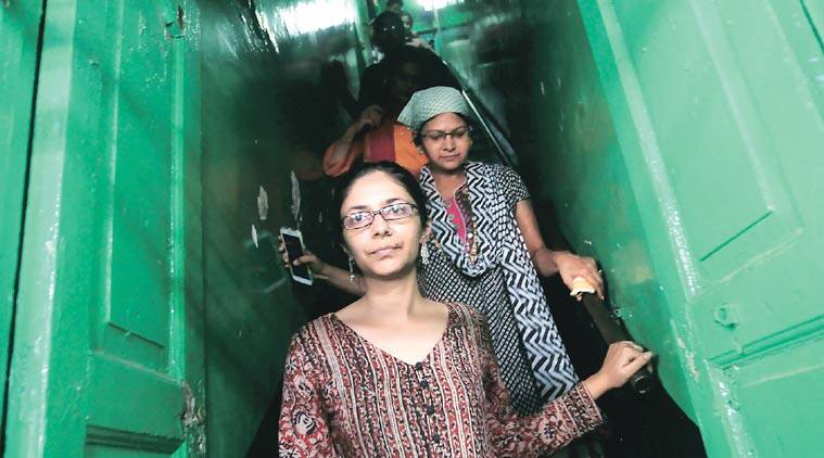 Delhi: At Mahila Adalat, finding courage to face their fears