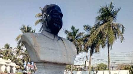 Bust of Syama Prasad Mookerjee vandalised in Kolkata, sixarrested