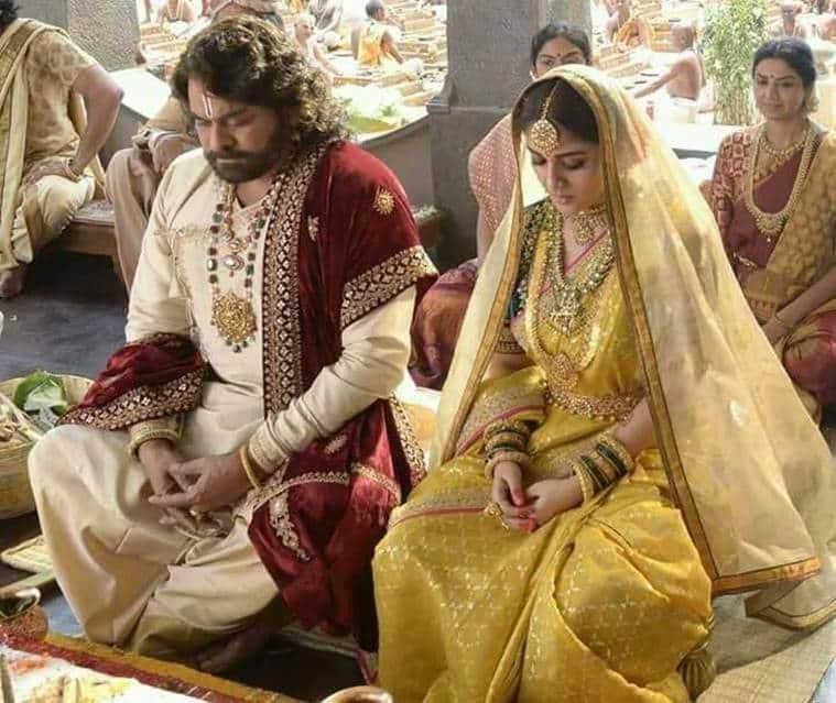Sye Raa Narasimha Reddy movie stills