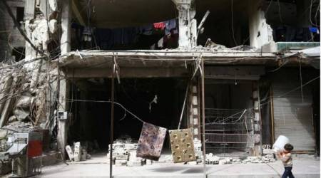Syrian army intensifies offensive in Ghouta as death toll mounts to976