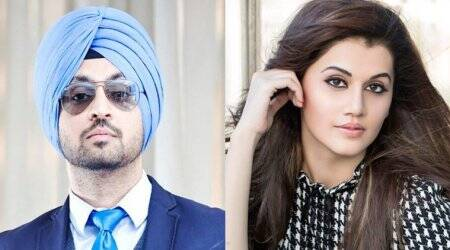 Watch: Diljit Dosanjh, Taapsee Pannu, Angad Bedi wish their Soorma director Shaad Ali on his birthday