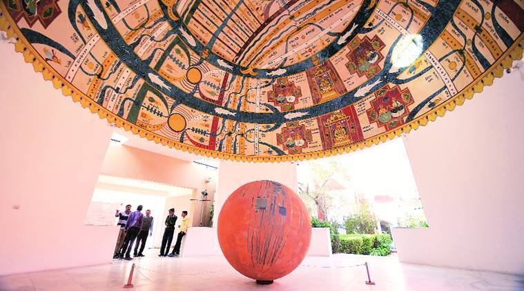 A Contemporary Architecture Exhibition At The Jawahar Kala