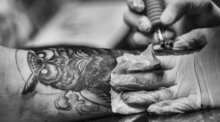 tattoo, tattoo dos and donts, tattoo care, tattoo safety, tattoo risks, tattoo danger, tattoo designs, getting inked safety measures, fashion news, indian express