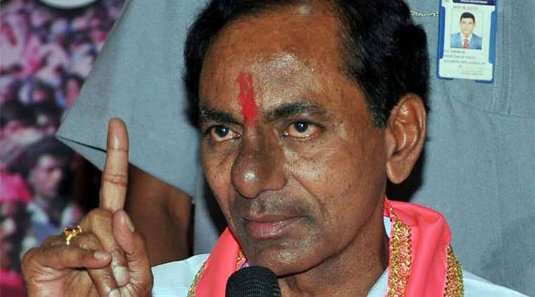K Chandrashekar Rao, TRS, Lok Sabha polls 2019, India news, Indian Express news
