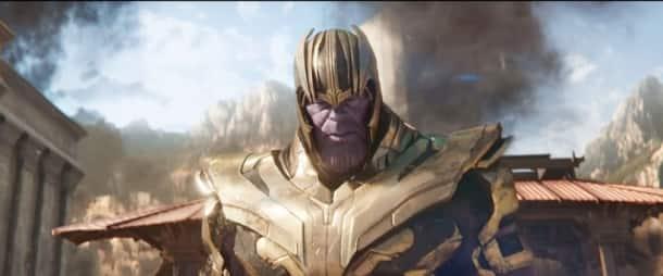 avengers infinity war second trailer