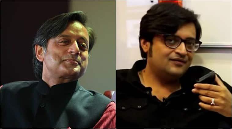 Arnab Goswami, Sunanda Pushkar, Shashi tharoor, Sunanda Pushkar death case, India news, Indian Express news