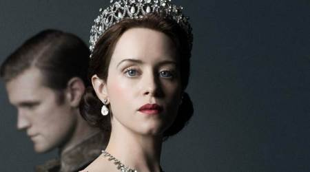 The Crown stars Claire Foy